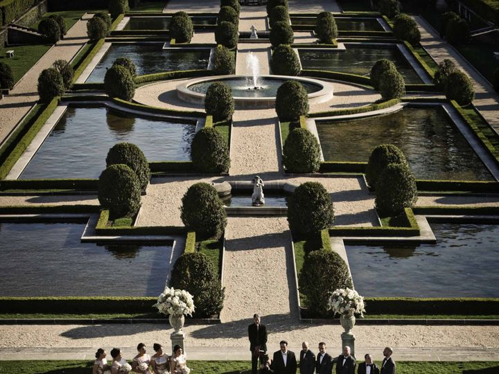 Tmx 17 Bride Groom Wedding Oheka Castle Ceremony 51 3130 158989740171210 Garden City, NY wedding photography