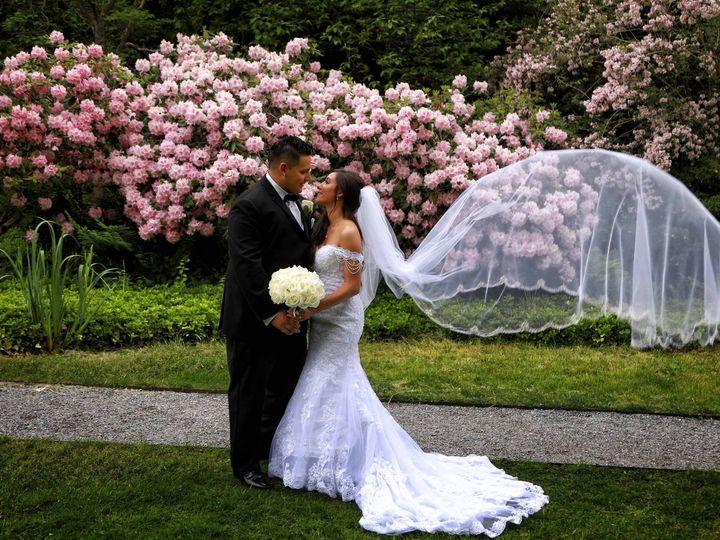 Tmx 54 Bride Groom Wedding Veil Spring 51 3130 158989741522561 Garden City, NY wedding photography