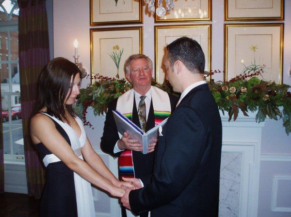 Tmx 1239656185257 JohnandNinaGatelywdphoto Clifton, District Of Columbia wedding officiant