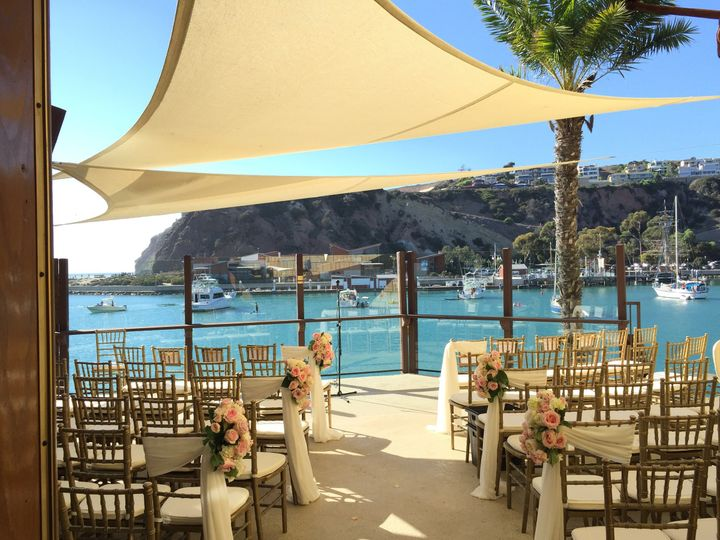 Tmx 1455308307104 Bay View Ceremony2 Dana Point, CA wedding venue