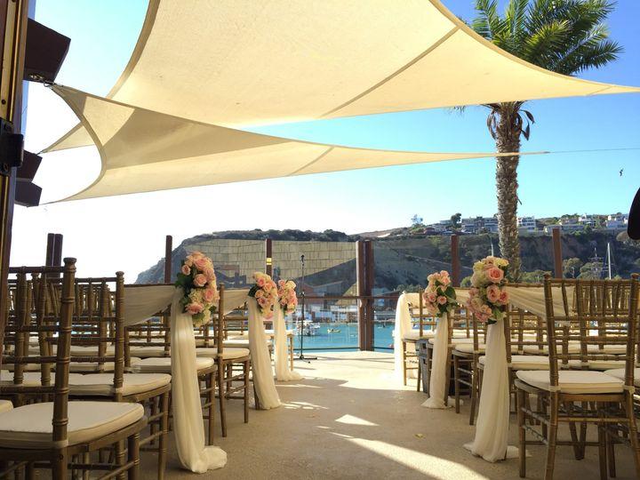 Tmx 1455308362869 Bay View Patio Dana Point, CA wedding venue
