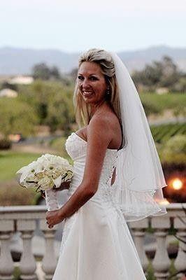 domain carneros wedding bouque