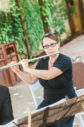 Jennifer Tan Flute Sonoma Golf Club, Sonoma The Mou Studio