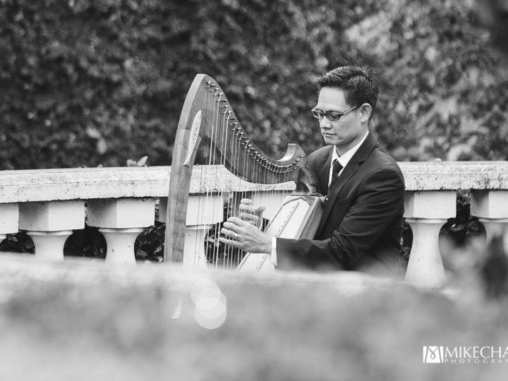 Tmx 1424848401654 Kelly And Michael Harp Davis wedding ceremonymusic