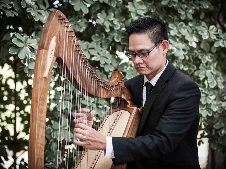 Tmx 1424848413759 Ahris And Sharyn Harp Davis wedding ceremonymusic