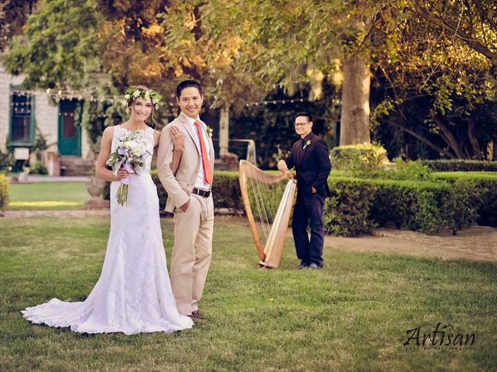 Tmx 1424848420546 Harp Davis wedding ceremonymusic