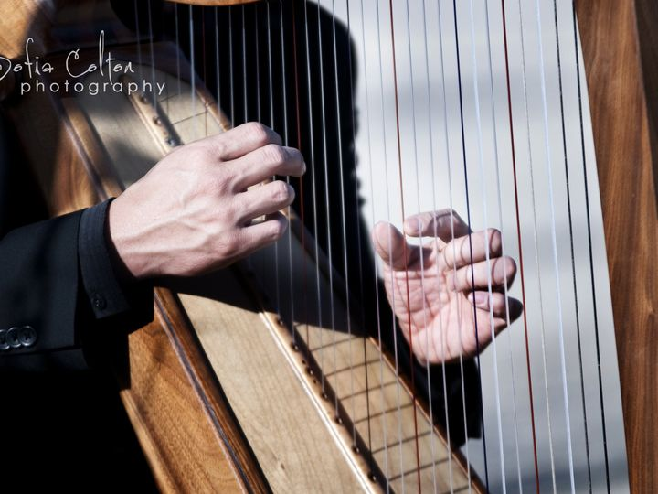 Tmx 1424848474399 Medieval Wedding Harp 3 Davis wedding ceremonymusic