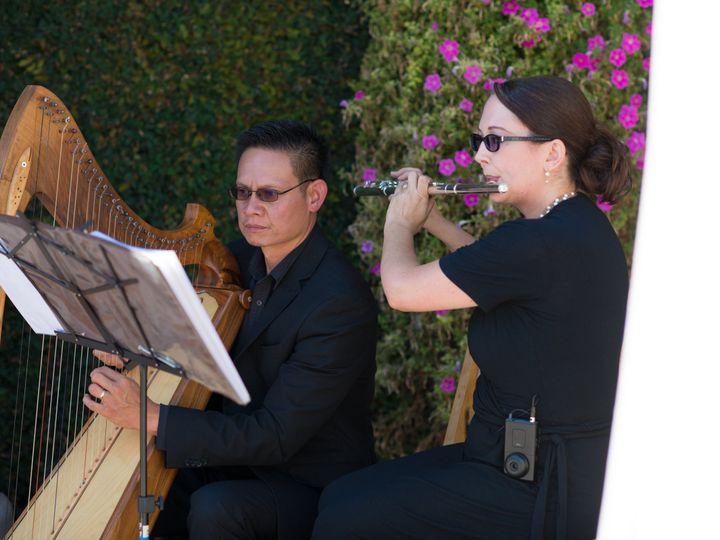 Tmx 1424848536149 Kylie And Cris Arden Hills Flute And Harp 2 Davis wedding ceremonymusic