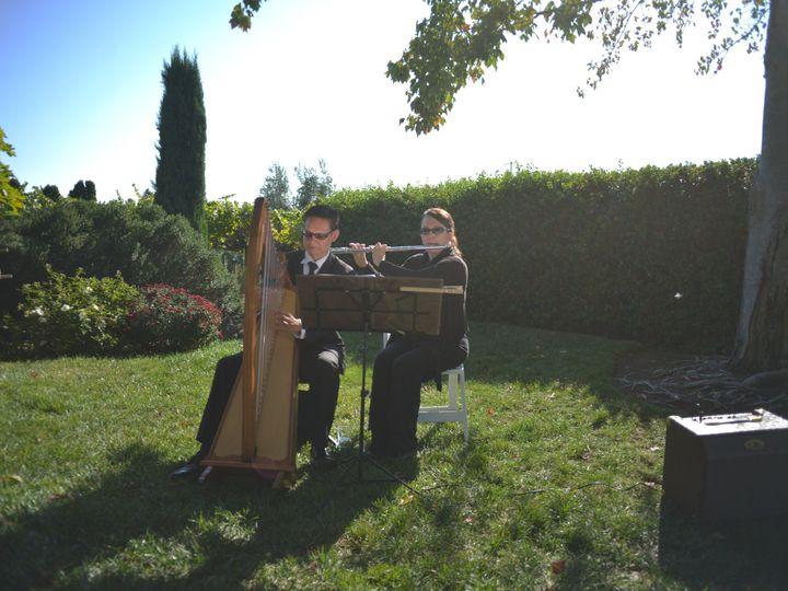 Tmx 1424848640684 Jessica And Ralph Harp Flute 2 Davis wedding ceremonymusic