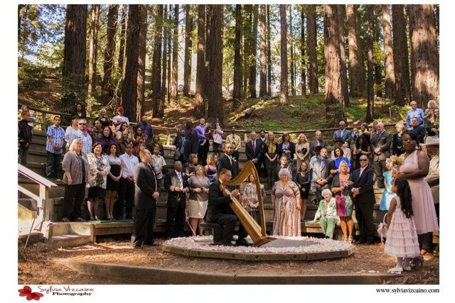 Tmx 1424849982624 Ucb Redwood Grove 5 Davis wedding ceremonymusic