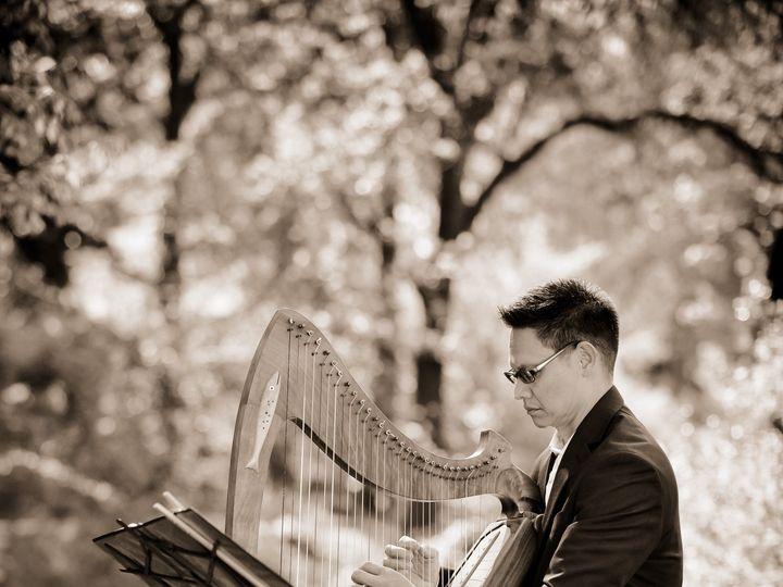 Tmx 1436459778206 Susana And Daniel Harp 2 Davis wedding ceremonymusic