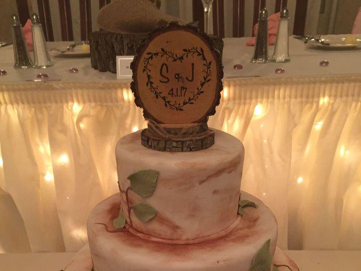 Tmx 1517437223 B567c31d43a95fe8 1517437221 9cd7384072ee95e5 1517437220388 2 Cake Henrietta, NY wedding venue