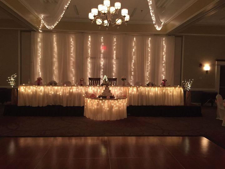 Tmx 1537891049 4a05a2c2f0c73721 1537891044 E84bbd4282d8c21c 1537891026286 40 Head Table Henrietta, NY wedding venue