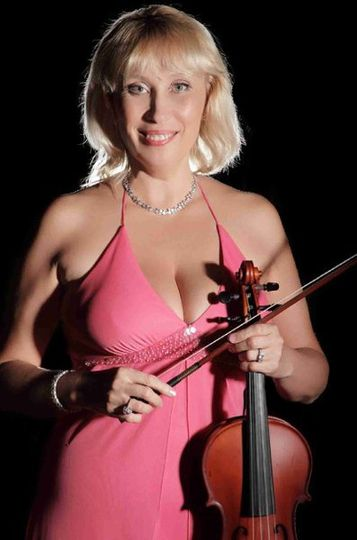 Tatiana is one of the most accomplished violinists in Las Vegas and plays for weddings and special...