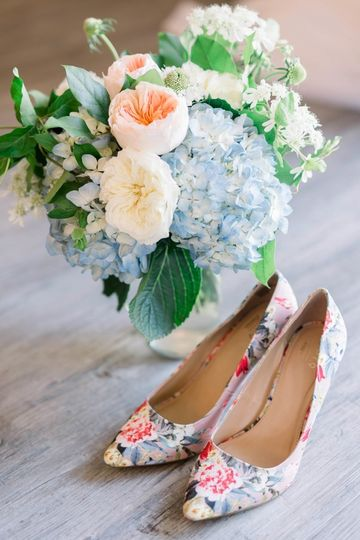 Flowers & Shoes