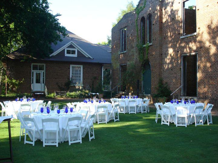 Garden Wedding...