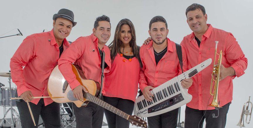 La Calle Band - Reception Band
