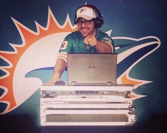 Pregame for the Miami Dolphins!