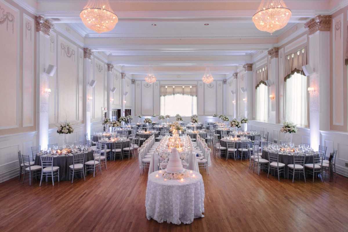 Marquis De Lafayette Ballrooms @ the Lafayette Hotel