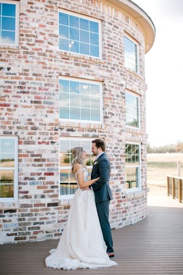 65816d65b2a Rustic Grace Estate Wedding Chapel Wedding Chapel Lake and Longhorns Lake  and Longhorns Brick Silos