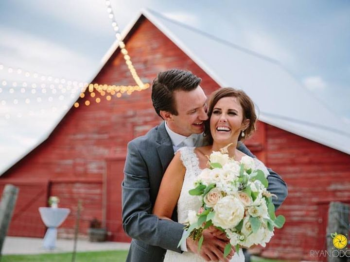 Tmx 1483044871038 Joy   Outside Of Barn 2 Van Alstyne wedding venue