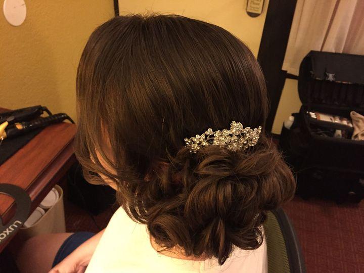 Tmx 1528203004 C2b57b3ccfb38636 1528203001 62dc512301161972 1528202991230 6 Hair 12 Orlando, FL wedding beauty