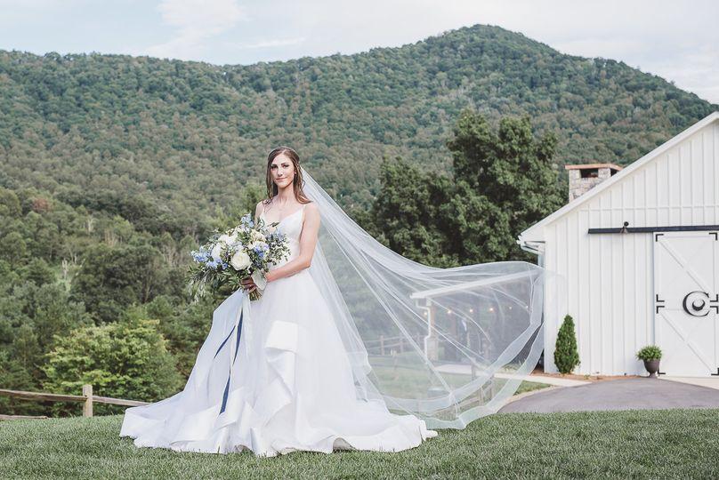 Chestnut Ridge Bride