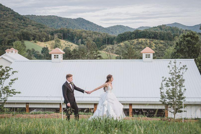 Chestnut Ridge Wedding