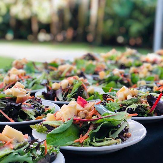 Fiji Apple Salad