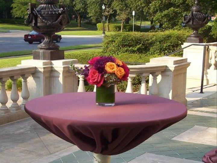 Tmx 1233164571015 Cocktailtables Dallas wedding florist