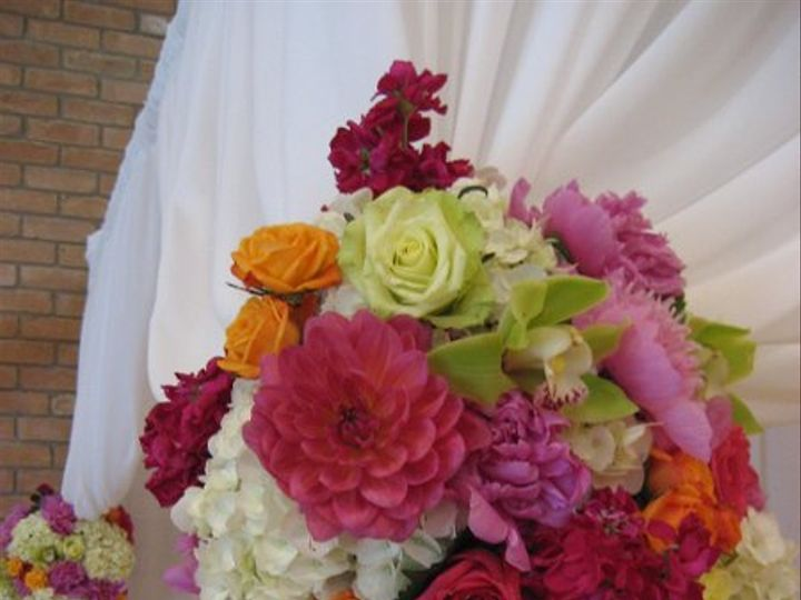 Tmx 1233176597812 ChuppahFlowers Dallas wedding florist