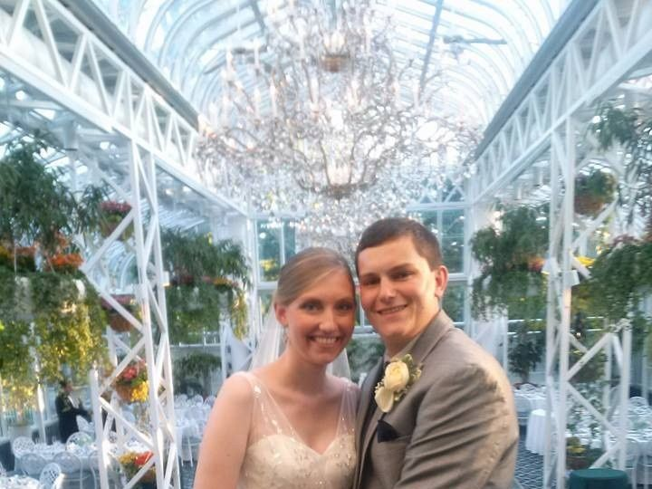 Tmx 1428353090757 Erinevanconservatory Princeton, NJ wedding dj