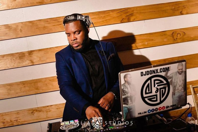 DJ Don X TX