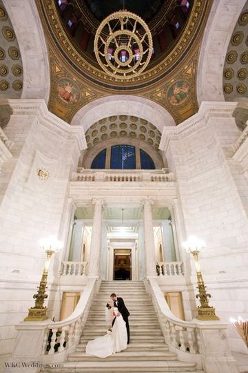 Kristen & Ken, Rhode Island State House, Providence