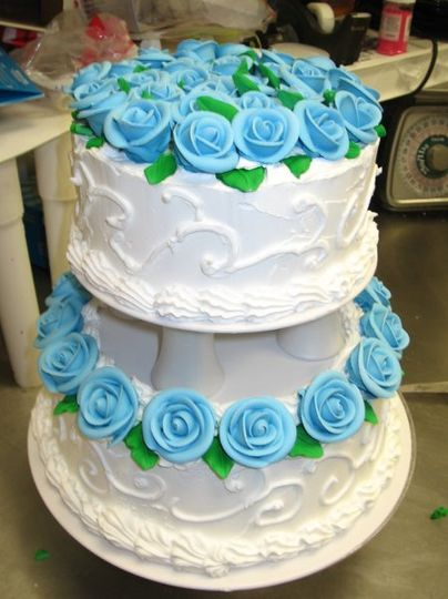 Carvel Ice Cream Wedding Cake Maryland Baltimore and