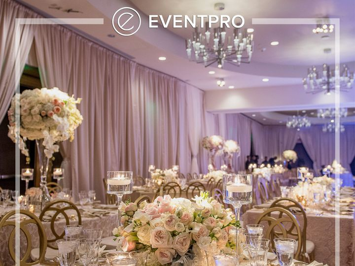 Tmx 1489898754756 Eventpro Weddingwire Drapery12 Glen Burnie wedding eventproduction