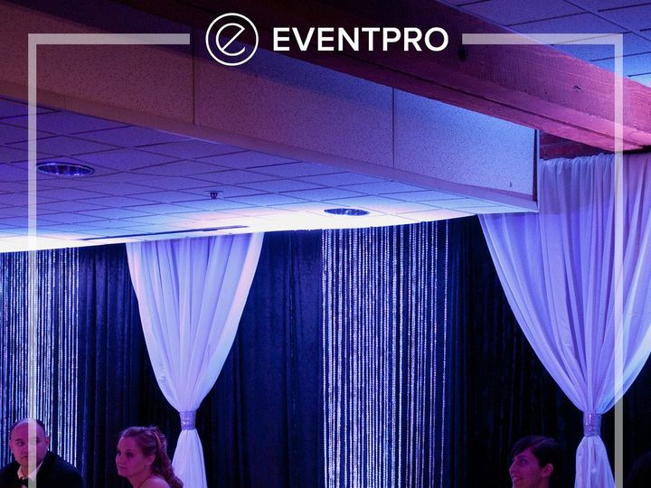 Tmx 1489899568669 Eventpro Weddingwire Drapery14 Glen Burnie wedding eventproduction