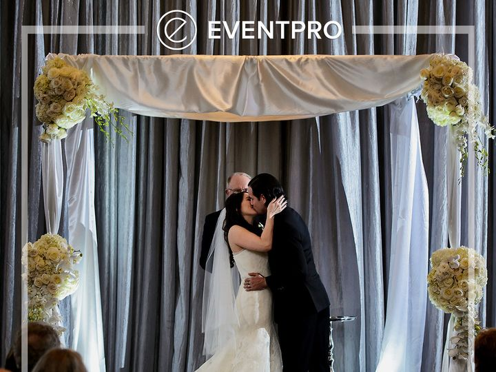 Tmx 1489899864059 Eventpro Weddingwire Drapery15 Glen Burnie wedding eventproduction