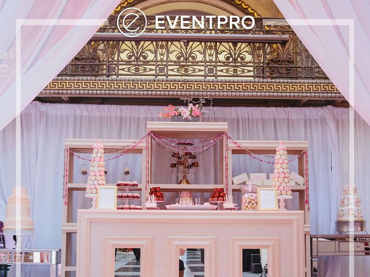 Tmx 1489900142157 Eventpro Weddingwire Drapery16 Glen Burnie wedding eventproduction
