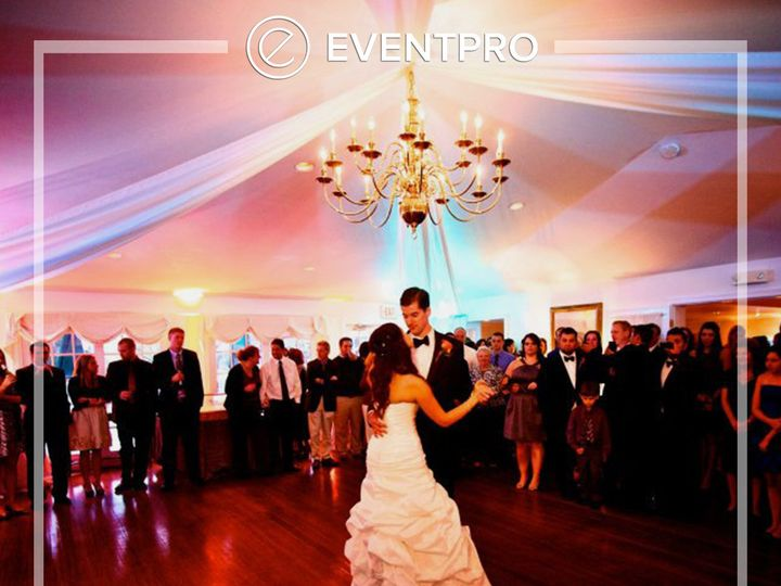 Tmx 1489904096253 Eventpro Weddingwire Ceilingtreatment8 Glen Burnie wedding eventproduction