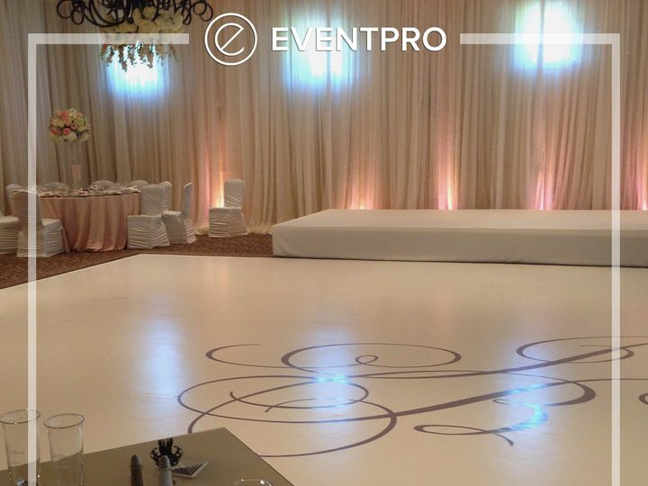Tmx 1489907440930 Eventpro Weddingwire Dancefloor5 Glen Burnie wedding eventproduction