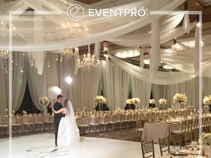 Tmx 1489907452086 Eventpro Weddingwire Dancefloor4 Glen Burnie wedding eventproduction