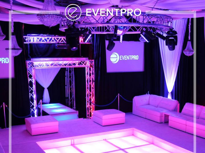 Tmx 1489907461827 Eventpro Weddingwire Dancefloor3 Glen Burnie wedding eventproduction