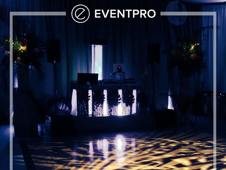 Tmx 1489907470830 Eventpro Weddingwire Dancefloor2 Glen Burnie wedding eventproduction
