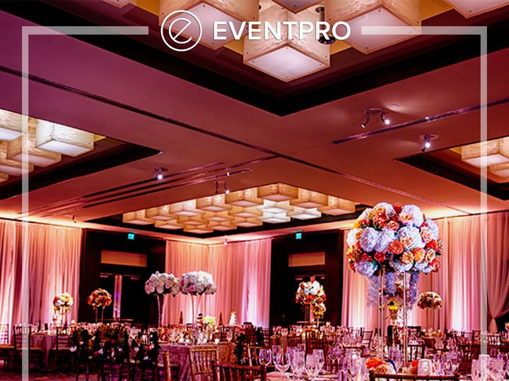 Tmx 1489987292331 Eventpro Weddingwire Uplighting1 Glen Burnie wedding eventproduction