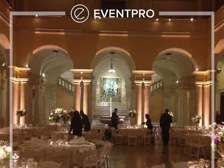 Tmx 1489987304214 Eventpro Weddingwire Uplighting3 Glen Burnie wedding eventproduction