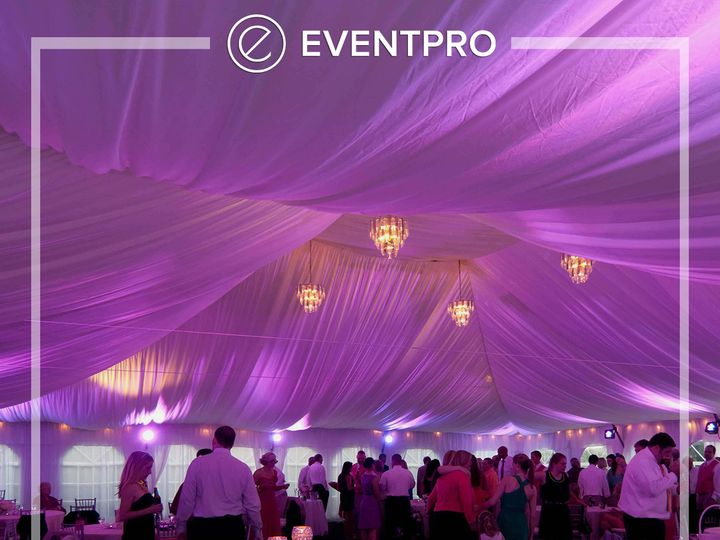 Tmx 1489987312856 Eventpro Weddingwire Uplighting4 Glen Burnie wedding eventproduction