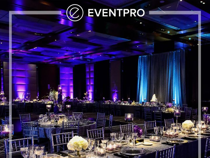 Tmx 1489987322157 Eventpro Weddingwire Uplighting5 Glen Burnie wedding eventproduction