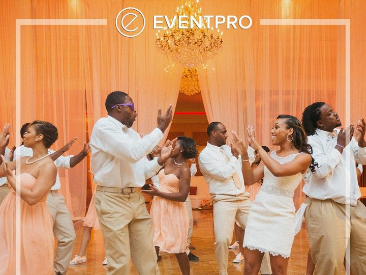 Tmx 1489987340035 Eventpro Weddingwire Uplighting7 Glen Burnie wedding eventproduction