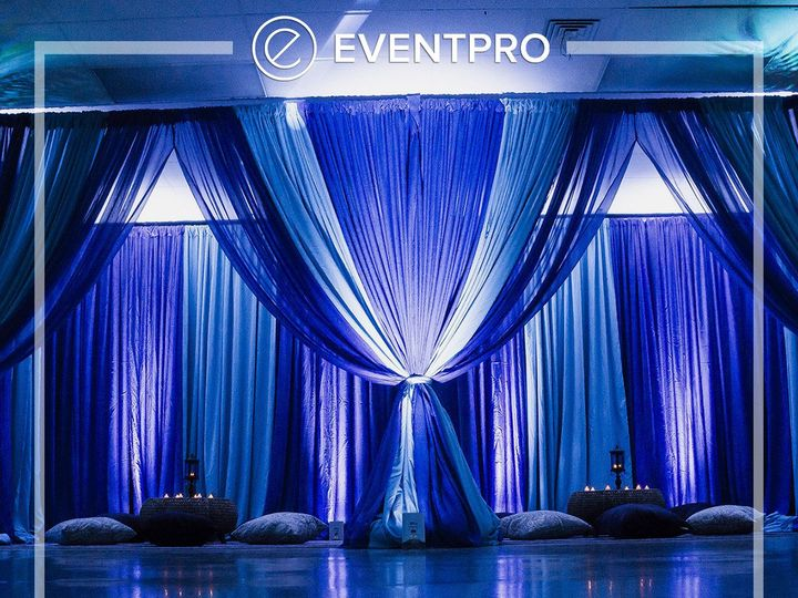 Tmx 1489987358504 Eventpro Weddingwire Uplighting9 Glen Burnie wedding eventproduction